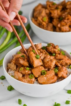 This Bourbon Chicken Recipe is going to be a new go to your family. With it's delicious bourbon chicken sauce and how easily it comes together, your family is going to ask for this again and again. If you are craving bourbon chicken like the food court, make this recipe! Chicken Recipes Food Network, Healthy Chicken Recipes, Yummy Recipes, Popular Chinese Dishes, Chinese Recipes, Food Court Bourbon Chicken Recipe, Classic Chicken Recipe, Paloma Recipe, Honey Garlic Chicken Thighs