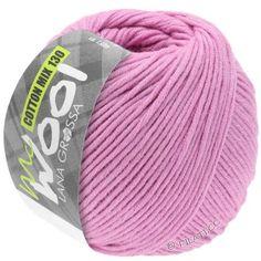 Mc Wool Cotton Mix 130 Flieder (163) - Caro's Atelier Cotton, Amigurumi, Atelier, Lilac, Threading, Breien