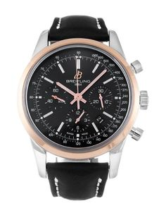 The Breitling Transocean is based on a 60's classic design