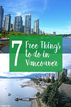 Free things to do in Vancouver, Canada | packmeto.com