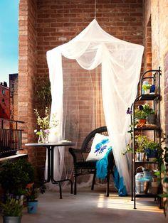 IKEA Cozy Outdoor Inspiration