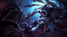 Talon New Splash Art League of Legends Game 1920x1080