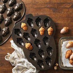 Top-quality flours, baking recipes, kitchen tools and gadgets, and specialty baking ingredients. Baking Recipes, Cake Recipes, Dessert Recipes, Pasta Casera, Fall Cakes, Savoury Cake, Cake Pans, Baking Ingredients, Clean Eating Snacks