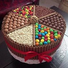 Candy Cake!! This is Sweet!!