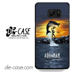 Aquaman Comics DC DEAL-828 Samsung Phonecase Cover For Samsung Galaxy Note 7