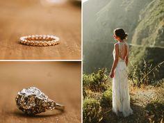 Sukienka w naturze