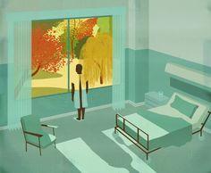 cure,Emiliano Ponzi illustration