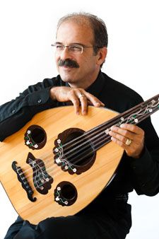 Bassam Bishara | Lute Legends Ensemble