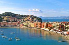 Sestri Levante (Baia del Silenzio) - Golfo del Tigullio - Genoa - Italy