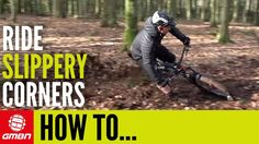 How To Ride Slippery Corners On Your Mountain Bike - VIDEO - http://mountain-bike-review.net/downhill-mountain-bikes/how-to-ride-slippery-corners-on-your-mountain-bike-video/ #mountainbike #mountain biking