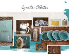 Signature Collection - All'asta has beautiful, eclectic pieces for your home and outfit.  Design your home and yourself in that funky, eclectic, boho style you see in magazines and catalogs for less by selling in our auctions!  You and your friends will love All'asta!