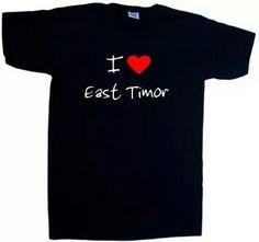 I ♥ East Timor
