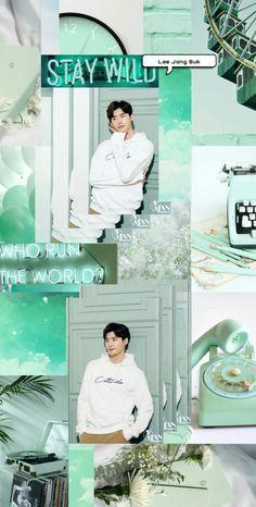 Korean Lockscreen, Lee Jong Suk Lockscreen, Lee Jung Suk Wallpaper, Park Hae Jin, Park Seo Joon, Ji Chang Wook, Lee Dong Wook, Lee Joon, Lee Jong Suk Cute