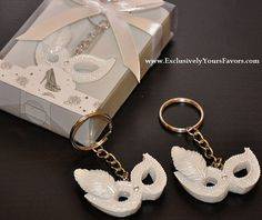 Hey, I found this really awesome Etsy listing at https://www.etsy.com/listing/234952515/masquerade-key-chain-favor-12-pieces