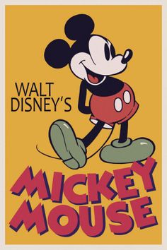 Mickey Mouse, le encanta ahora a mi hija!