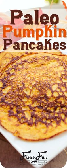 Paleo Pumpkin Pancakes, Food And Drinks, Paleo Pump-kin recipe. If you're into low carb recipes or enjoy pumpkin pancakes without having to measure out a whole recipe for pancakes when it i. Low Carb Breakfast, Breakfast Recipes, Daniel Fast Recipes Breakfast, Breakfast Ideas, Paleo Diet Breakfast, Pancake Recipes, Breakfast Pancakes, Banana Pancakes, Paleo Pumpkin Pancakes