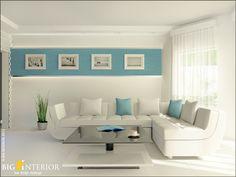 hell grüne wand in wohnzimmer 2-zimmerwohnung in münchen ...