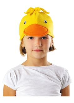 Duck Hat by Kraszek