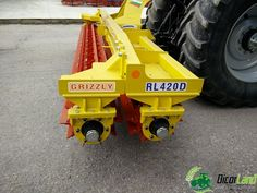 Grizzly – MADARA Tractors