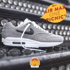 """#nike #airmaxone #airmax1 #airmaxonepicnic #nikepicnic #sneakerbaas #baasbovenbaas  Nike Air Max One """"Picnic"""" - Available online, priced at € 139,95!  For more info about your order please send an e-mail to webshop #sneakerbaas.com!"""