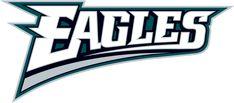 Philadelphia Eagles Wordmark Logo - National Football League (NFL