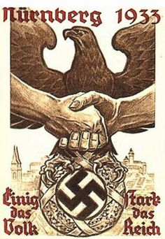 Nazi Propaganda, Nuremberg Rally, German Stamps, Ww2 Posters, World War Two, Vintage Posters, Germany, Leni Riefenstahl, Images