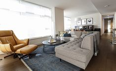 Home Tours: Maximizing Space and Views in Seattle Condo - Room & Board
