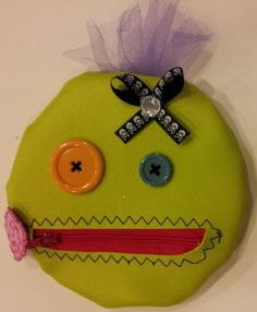 Zombie Coin Purse