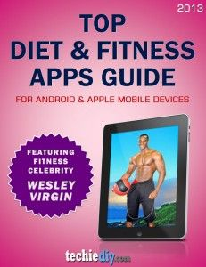 Weight loss and fitness mobile apps guide.