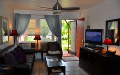 Condo vacation rental in Kapaa from VRBO.com! #vacation #rental #travel #vrbo $95-$120/night - cleaning fee $130 min stay 3-4 nights