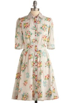 Afternoon Sweets Dress | Mod Retro