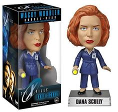 Foreign drama The X-Files (X Files) Dana Scully (Dana Scully) Wacky Wobbler Bobble-Head [parallel import goods]