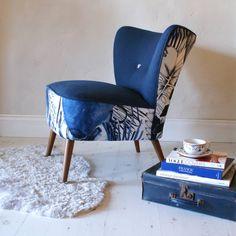 Vintage 1950s Garden Cocktail Chair