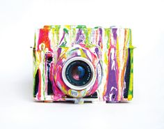 Trippy Camera by JohnBVisualDesign on Etsy