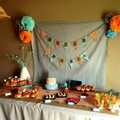 A wonderful shower put on for Maddox by @Jami Wolfe. She did such a wonderful job at the decor and food!