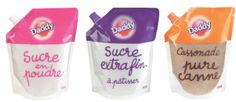 Sugar Packaging, New Daddy, Packaging Design, The Originals, Nouveau Logo, Violet, Product Design, Bright Colors, Small Spaces