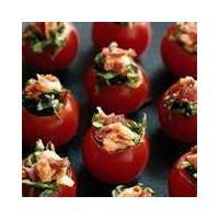 BLT Tomatoes by Leslie Saeta