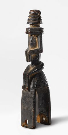 DOGON HEDDLE PULLEY, MALI   lot   Sotheby's