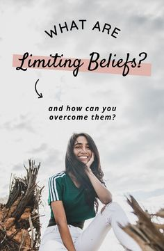 We go through life doubting ourselves at the expense of our wellbeing and growth. These doubts manifest as limiting beliefs. But what is a limiting belief, and how can you overcome it? Self Development, Personal Development, Self Confidence, Confidence Coaching, Finding Happiness, Happiness Quotes, Change Your Mindset, Self Acceptance, Positive Mindset