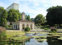 Italian Gardens - Hyde Park, England