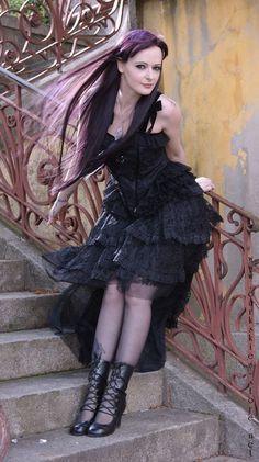 Gotisch Damen