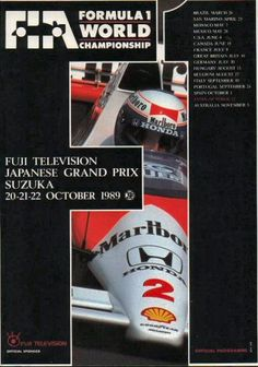 1989 • STATS F1