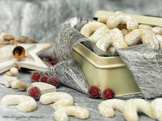 Vanilkové rohlíčky mé prababičky – PĚKNĚ VYPEČENÝ BLOG