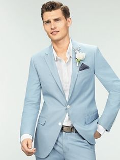 Calibre Summer 2014- Wedding suit