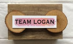 Team Logan Bookmark Gilmore Girls by OtterNonsenseDesigns on Etsy