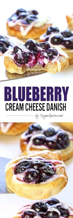 Are you ready for an easy breakfast recipe now? Grab a case of fresh blueberries or can of blueberry pie filling and refrigerated crescent rolls and let's get baking!(Ingredients Design Recipes For) Dessert Simple, Brunch Recipes, Breakfast Recipes, Dessert Recipes, Breakfast Ideas, Easy Recipes, Sweet Recipes, Breakfast Bake, Best Breakfast