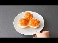 Recept na výborné větrníky - YouTube Cooking Recipes, Sweets, Make It Yourself, Breakfast, Youtube, Desserts, Food, Hampers, Morning Coffee
