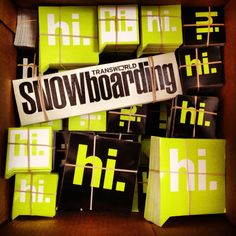 "We're ""hi"" again... | TransWorld SNOWboarding"