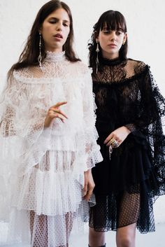 CR Fashion Book - BACKSTAGE AT RODARTE SPRING 2017