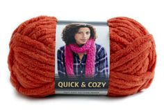 More information about Quick & Cozy Yarn